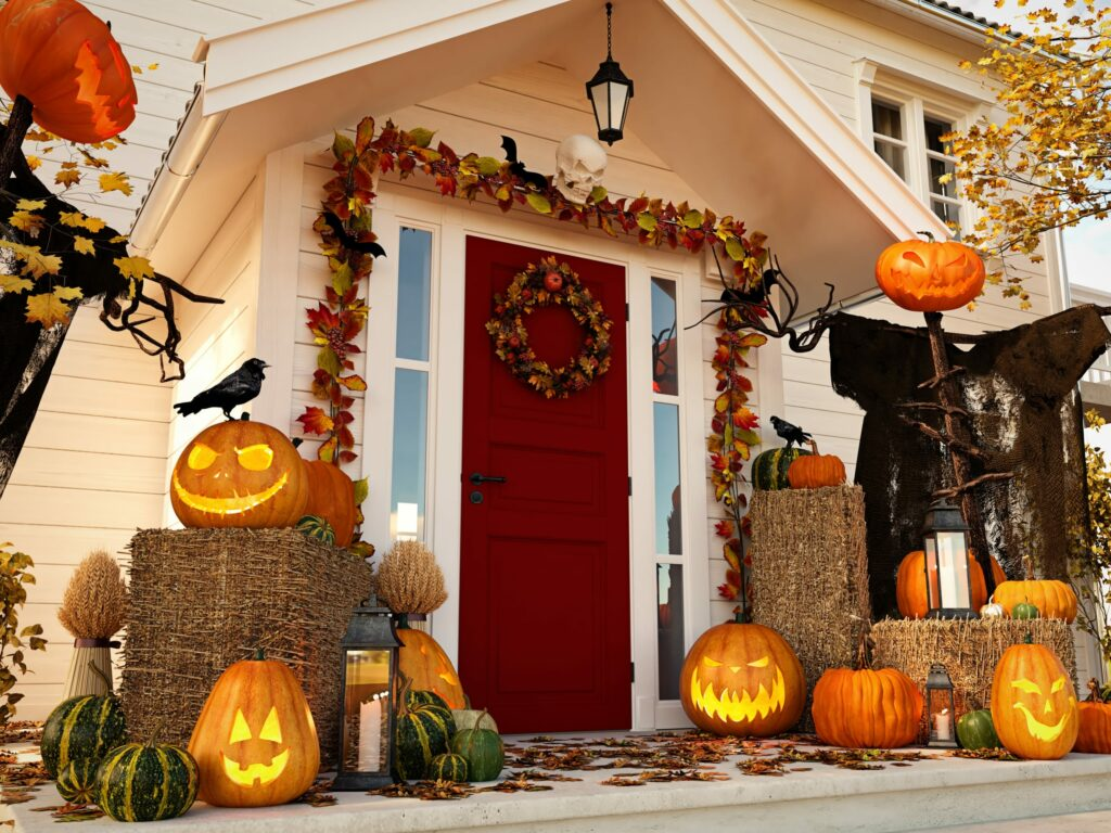 How Can I Decorate My Landscape for Fall? 4